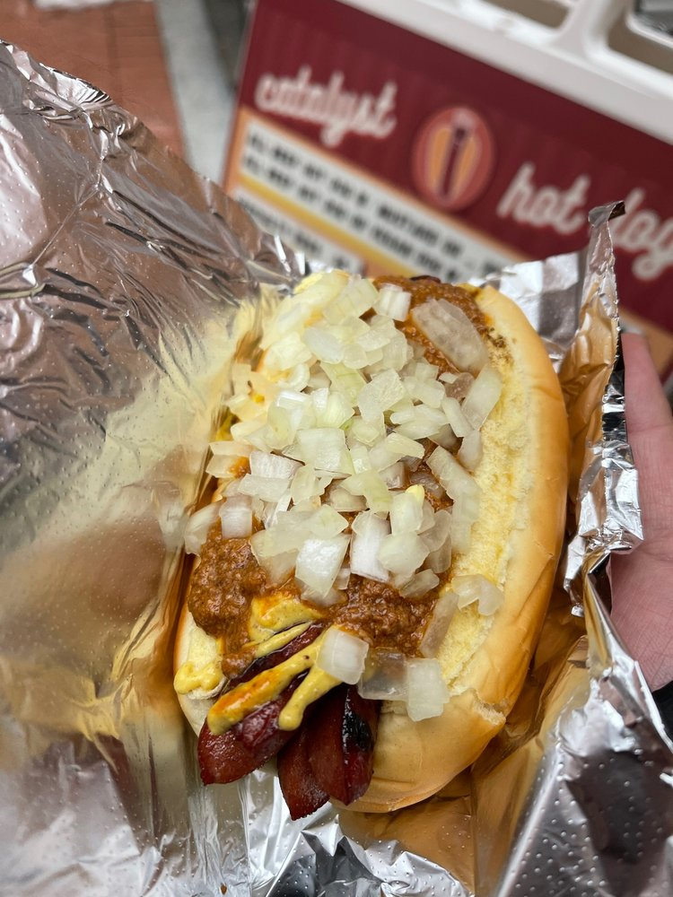 Catalyst Hot Dogs: Silver Spring, MD