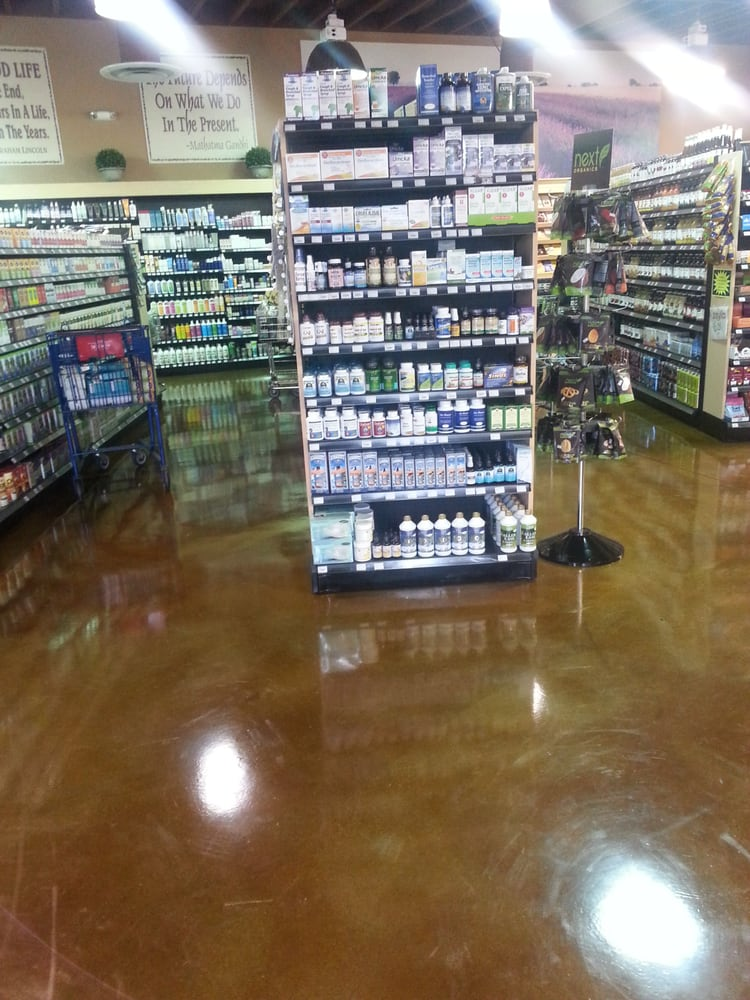 Bj Health Food Store In Victorville Ca