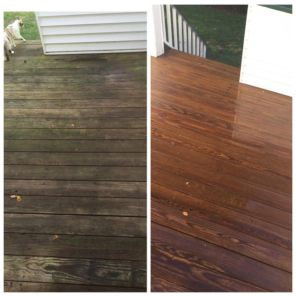Southern outdoor restoration 10 photos pressure - Exterior power washing garner nc ...