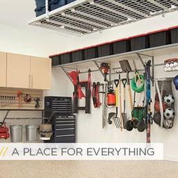 Garage storage vancouver home organization downtown vancouver