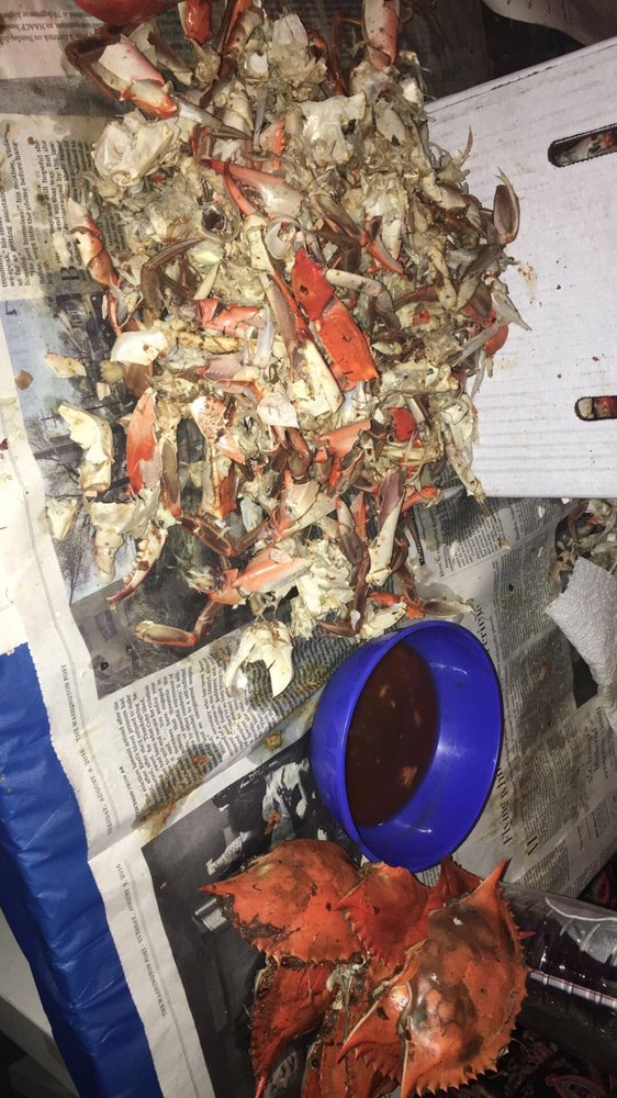 Dennis Dent's Seafood: 2097 Jefferson Davis Hwy, Stafford, VA