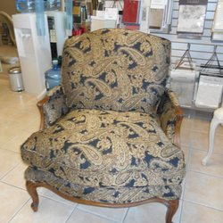Photo Of Palm Beach Interiors   Lake Worth, FL, United States. Upholstered  Chair