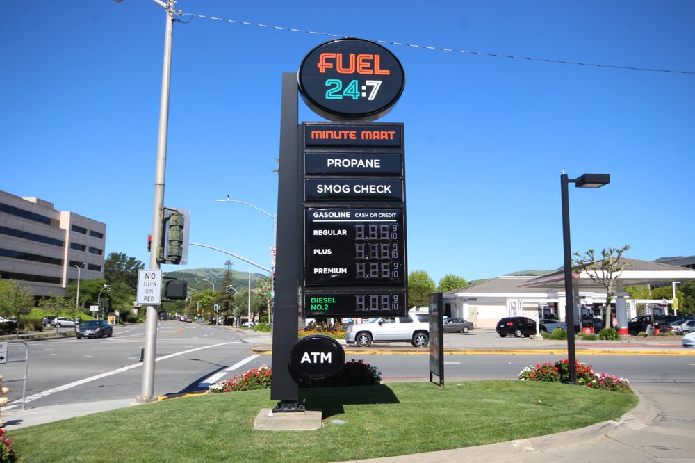 Fuel 24:7 - Northgate