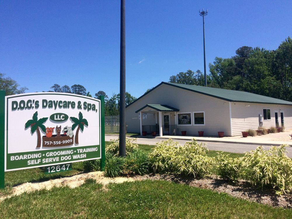 D O G's Daycare & Spa