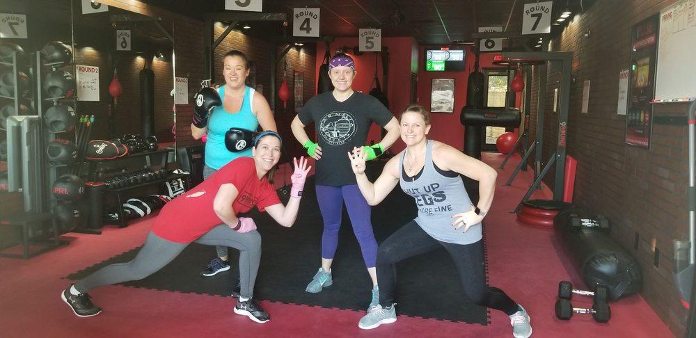 9Round Fitness Kickboxing