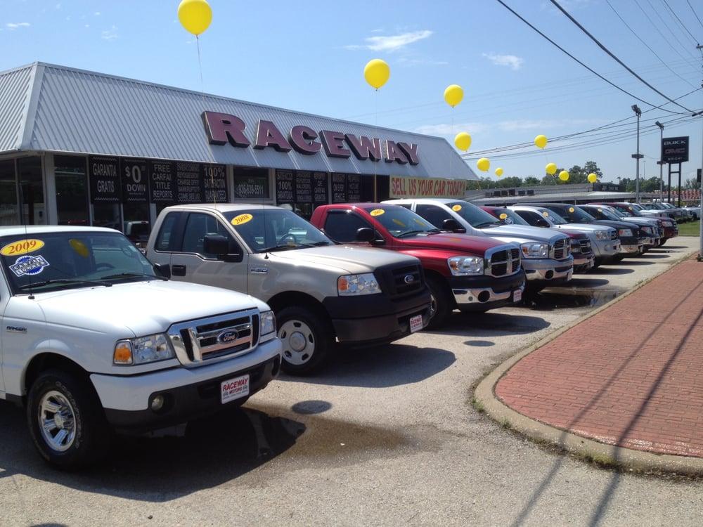 Raceway Motors: 1623 S 1st St, Lufkin, TX