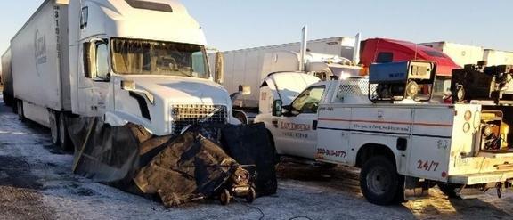Lux Trucks Mobile Repair Service: 21984 State Highway 15, Saint Augusta, MN