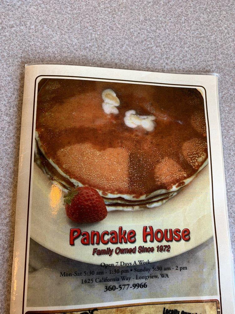 Pancake House: 1425 California Way, Longview, WA