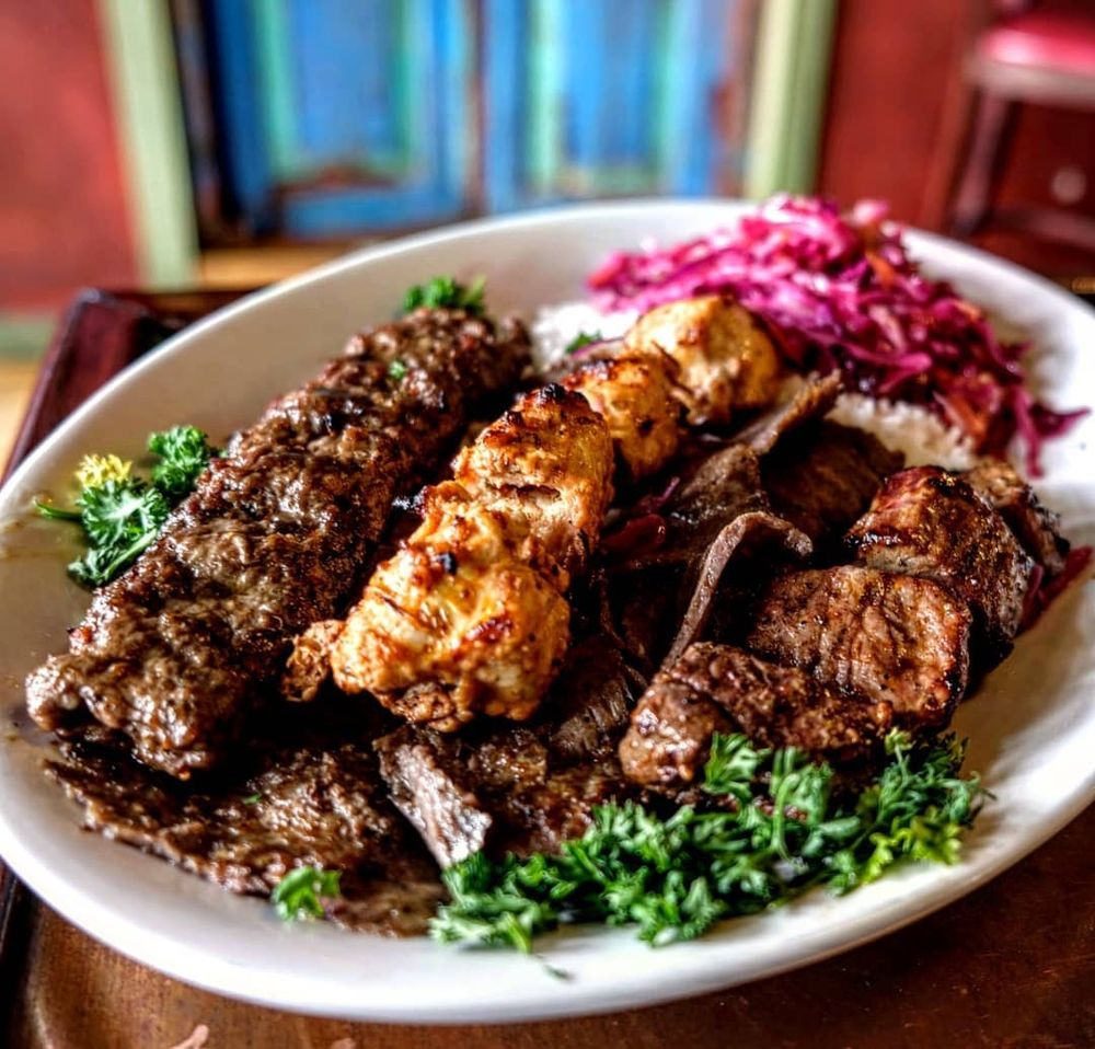 Anatolia Cafe: 2270 Lee Rd, Cleveland Heights, OH