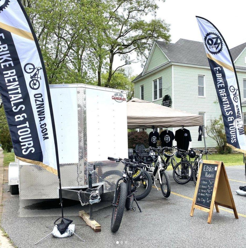 OZ E-Bikes: 1003 S Main St, Bentonville, AR