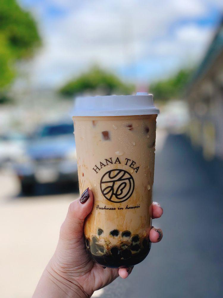 Social Spots from Hana Tea