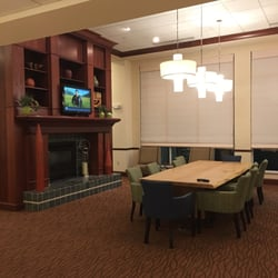 Photo Of Hilton Garden Inn Dubuque Downtown   Dubuque, IA, United States.  Lobby