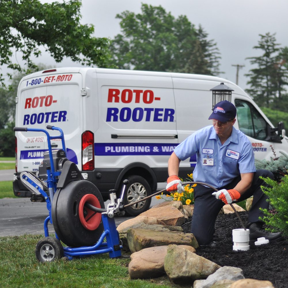Roto-Rooter Plumbing & Water Cleanup: 1605 Old Route 18, Wampum, PA