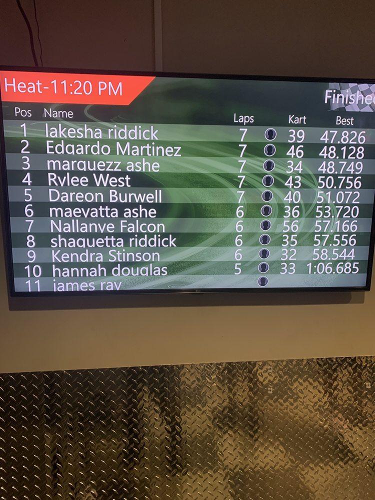 Photo of Andretti Indoor Karting & Games - Orlando: Orlando, FL
