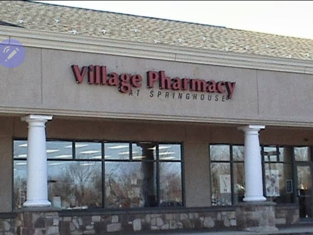 Village Pharmacy At Spring House