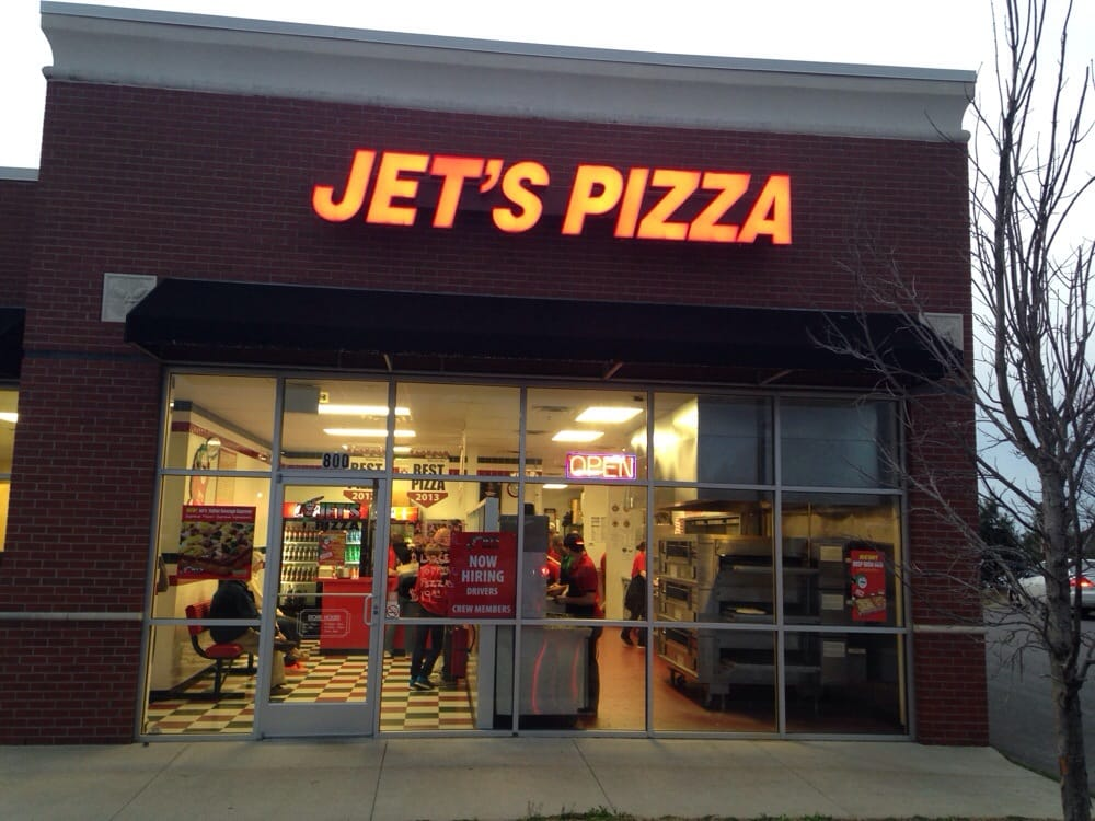 Jet's Pizza has rapidly risen through the ranks to become the twelfth largest pizza chain in the nation, by sales (PMQ, ), with over locations and plans for rapid future growth. Franklin, TN Follow Us.