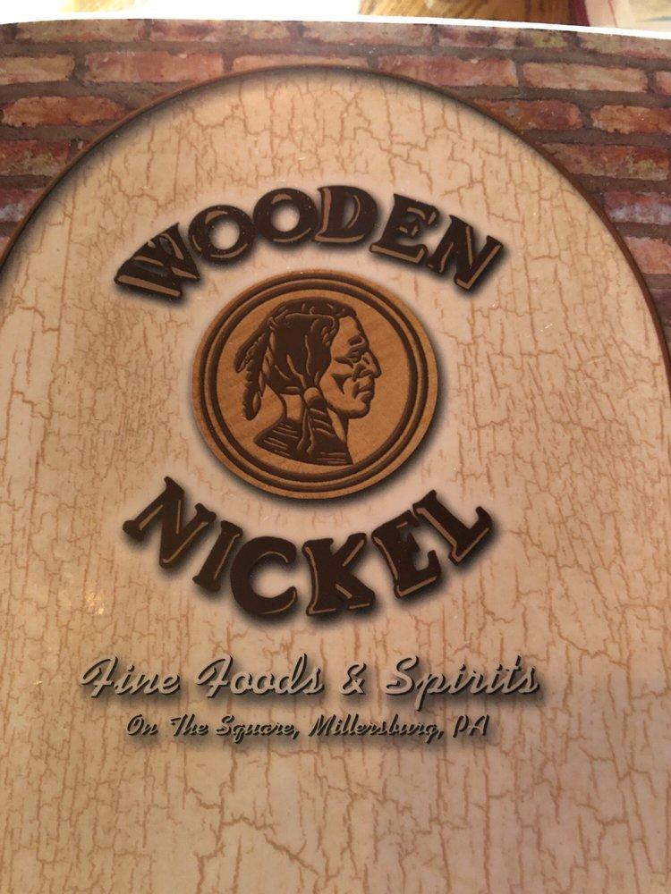 Wooden Nickel: 219 Market St, Millersburg, PA