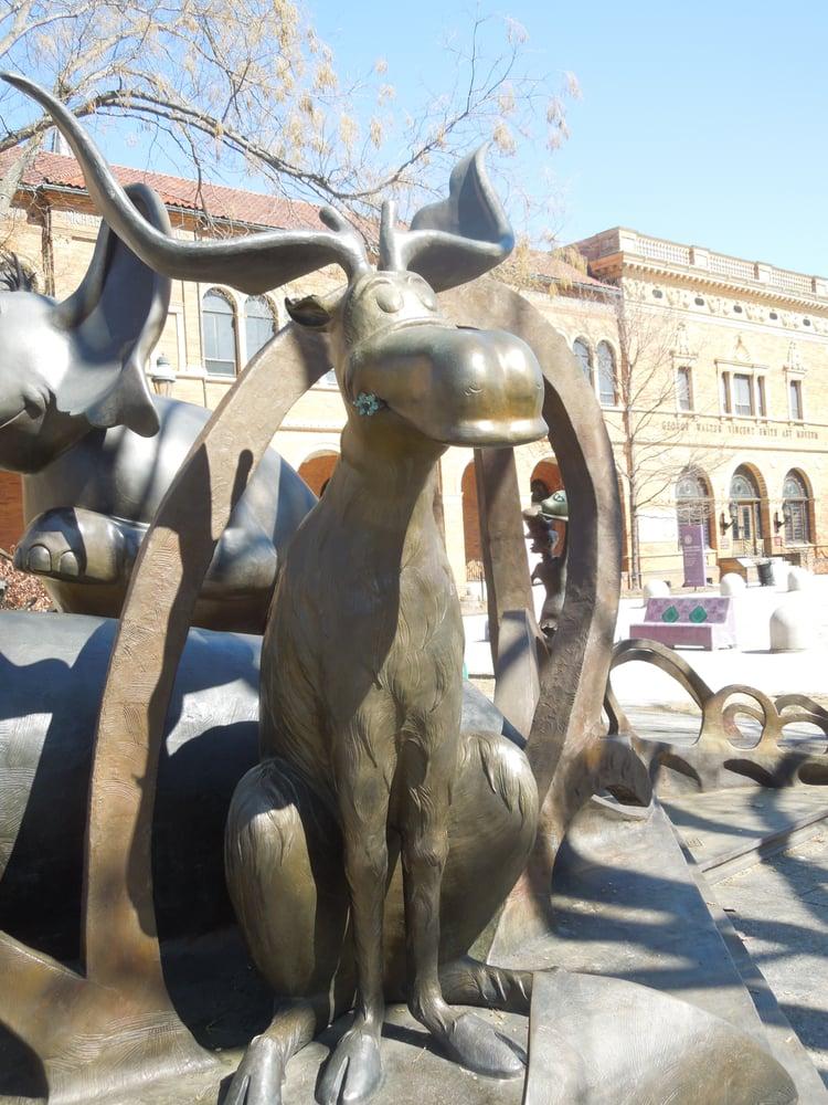Photos For Dr Seuss National Memorial Sculpture Garden Yelp