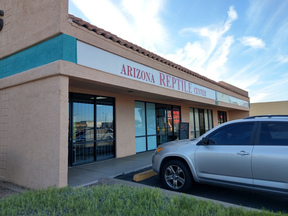 Arizona Reptile Center: 2025 W Broadway Rd, Mesa, AZ