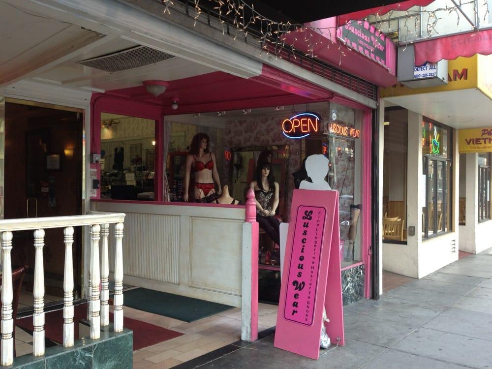 Lusciouswear: 1410 Polk St, San Francisco, CA