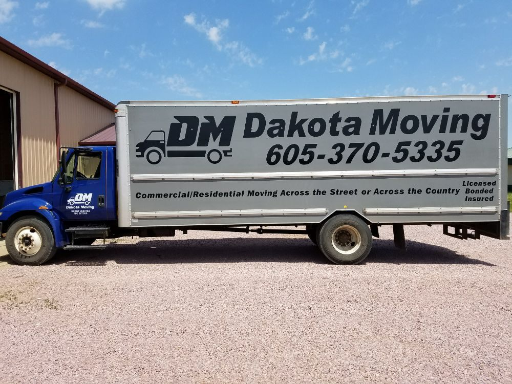 Dakota Moving: 8012 W. Vista Park St, Sioux Falls, SD