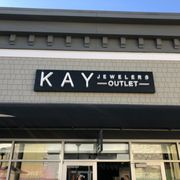 3472fdeb0 Sample ring average Photo of Kay Jewelers Outlet - Livermore, CA, United  States. Front entrance