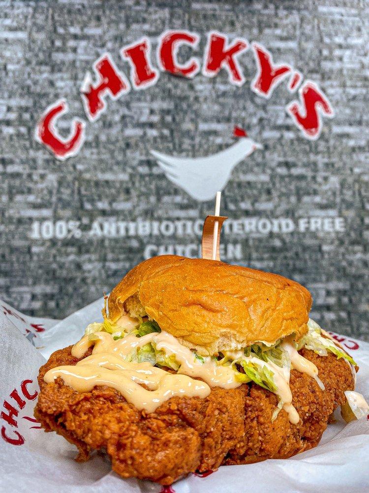 Chicky's: 248-43 Jericho Tpke, Bellerose, NY