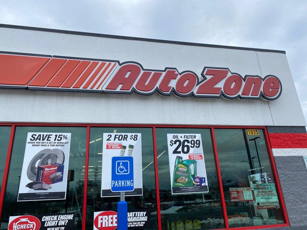 AutoZone: 1935 W Market St, Akron, OH