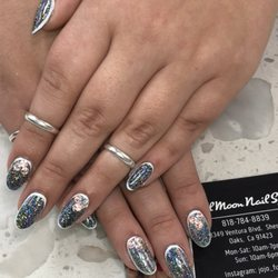 Photo Of Full Moon Nail Spa Sherman Oaks Ca United States Gel