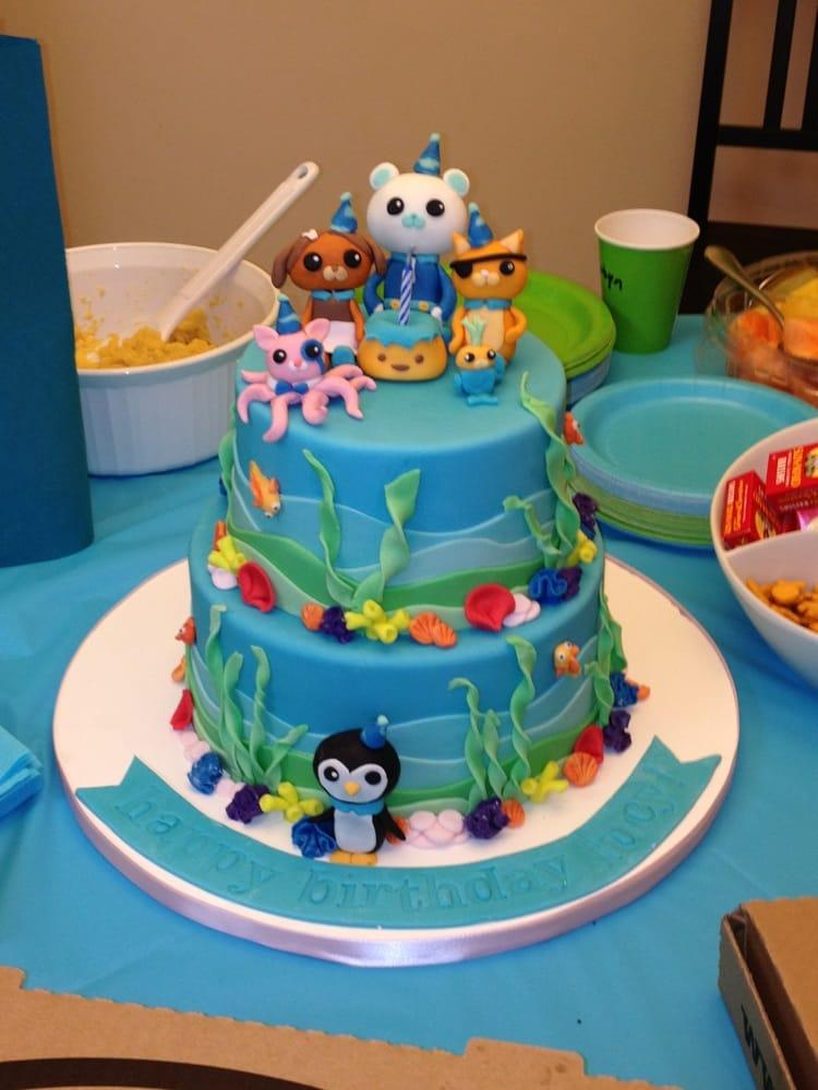 Amazing Octonauts Cake Yelp