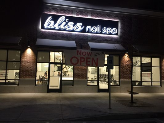 Bliss Spa In Frisco Tx
