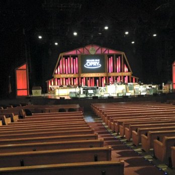 Grand Ole Opry House - 677 Photos & 348 Reviews - Music Venues ...