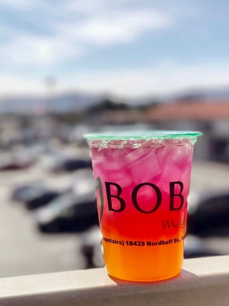 Boba My Tea