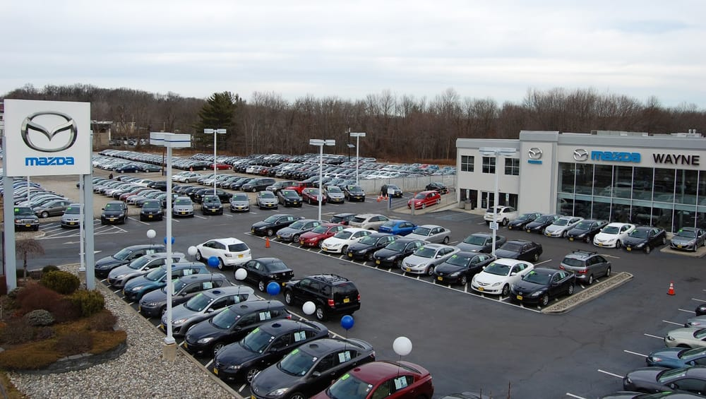 Mazda Dealership Near Me >> Wayne Mazda - 33 Photos & 241 Reviews - Car Dealers - 1244 ...