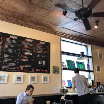 Photo Of The Fuller Cup Winchester Ma United States Menu And Ceiling