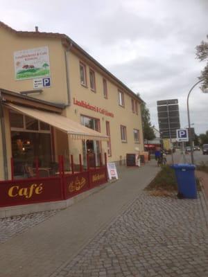 Landbäckerei und Café Kirstein - Bäckerei - Potsdamer Str. 2, Groß ...