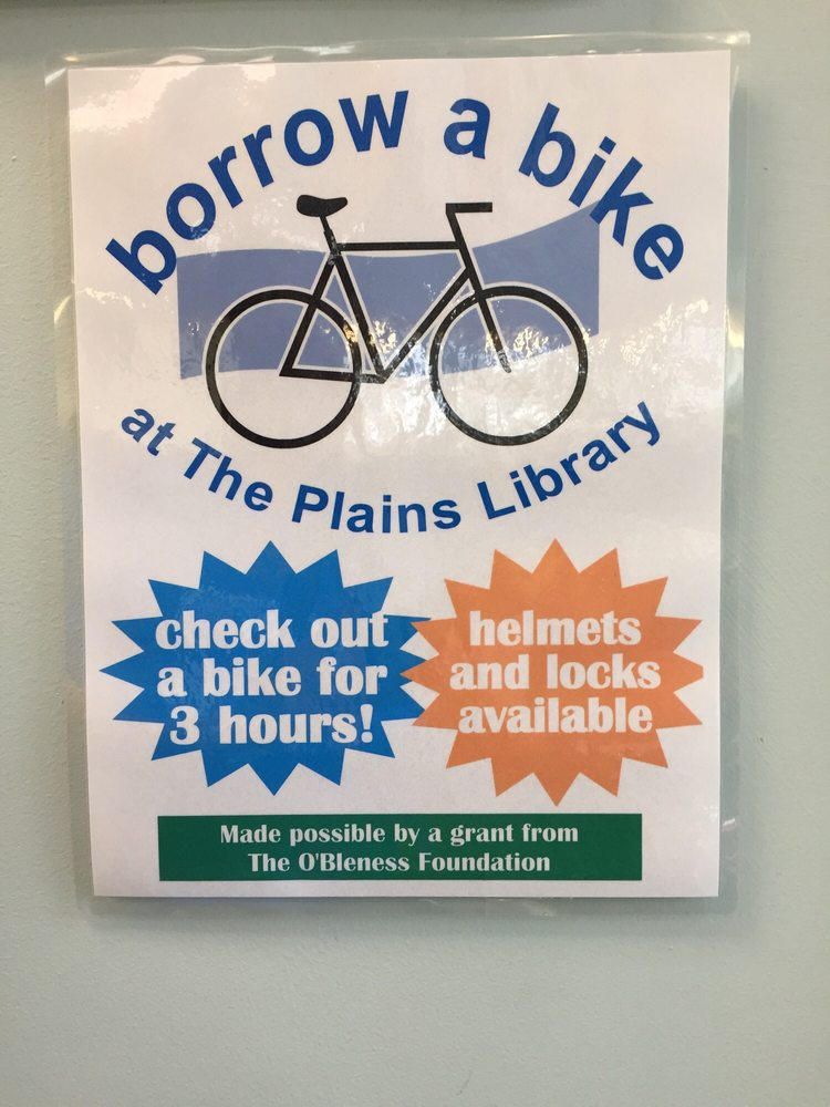 The Plains Public Library: 14 S Plains Rd, The Plains, OH