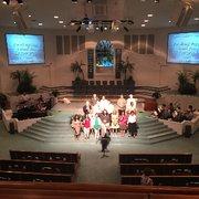 Parkhills Baptist Church - 17747 San Pedro Ave, San Antonio, TX