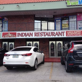 Ahmed indian restaurant obt 151 photos 95 reviews for Aashirwad indian cuisine orlando reviews