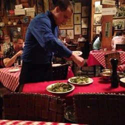 Cavatore Italian Restaurant Houston Tx