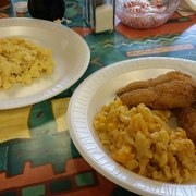 Cheryl S Fried Fish Soul Food Middletown