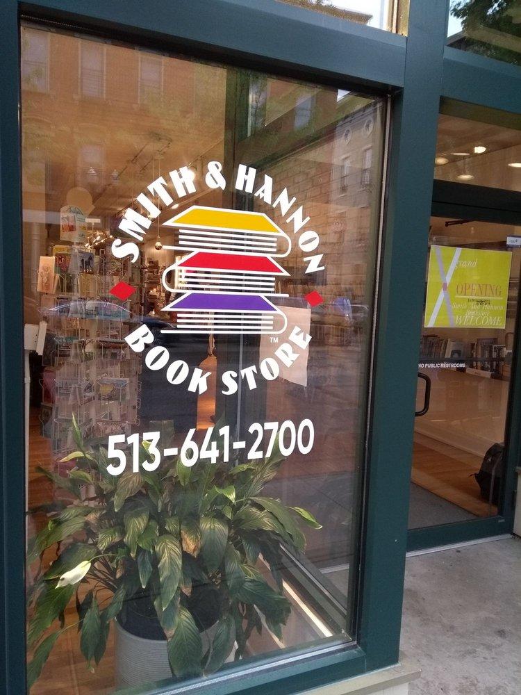 Smith & Hannon Bookstore: 1405 Vine St, Cincinnati, OH