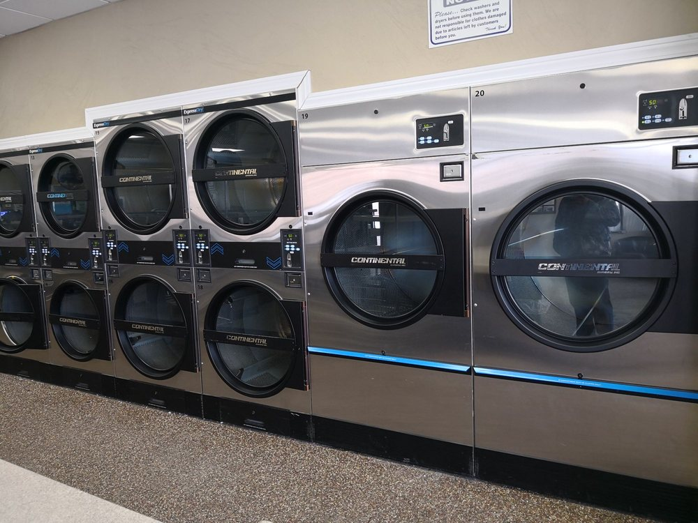 Express Laundry Center: 1115 S Haynes Ave, Miles City, MT