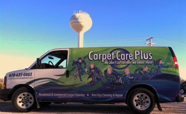 Carpet Care Plus: 121 Behrens Dr, O'Fallon, IL