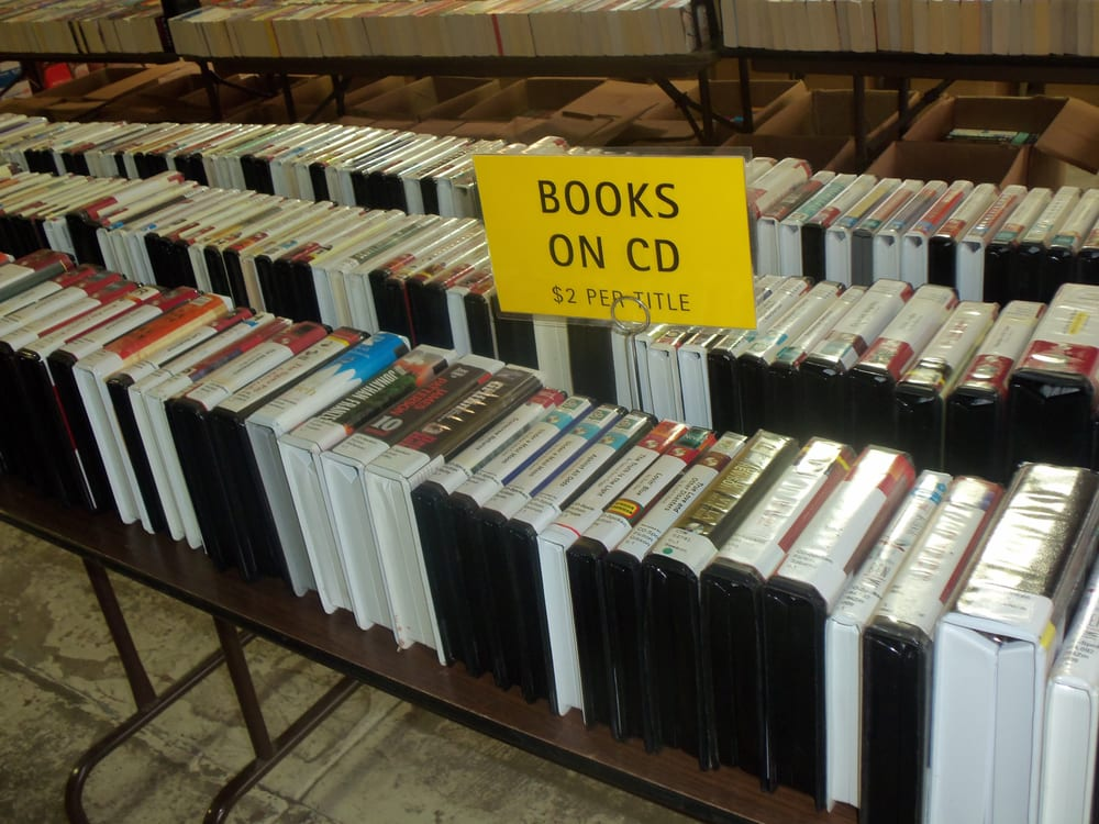 The Friends' Used Book Store  at the Warehouse: 8456 Vine St, Cincinnati, OH