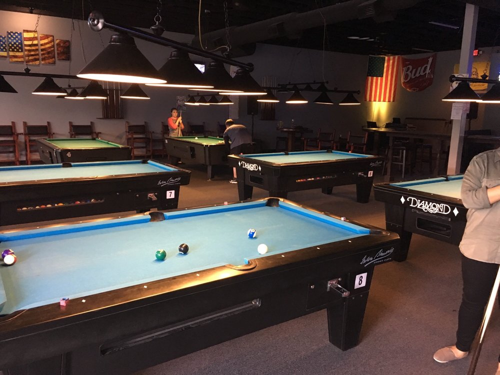 Heroes Billiards: 15518 Pinehurst Dr, Basehor, KS