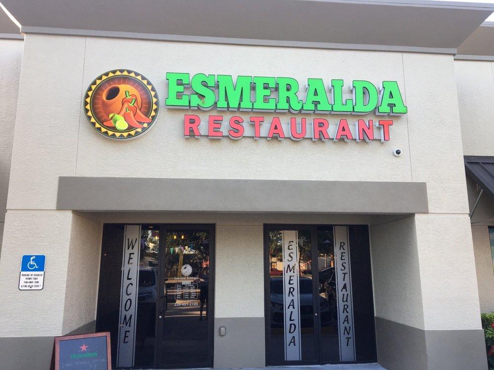 Esmeralda Restaurant: 3020 Lee Blvd, Lehigh Acres, FL