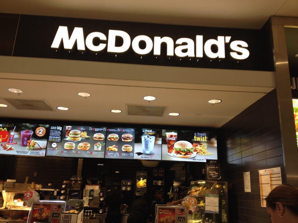 Mcdonald S Burgers Brampton On Yelp