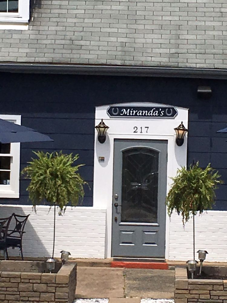 Miranda's Restaurant: 217 N Main St, Madison, VA