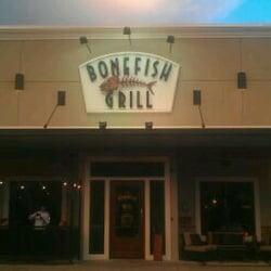 Restaurant menu, map for Bonefish Grill located in , Orlando FL, Orlando Gateway Village Circle.